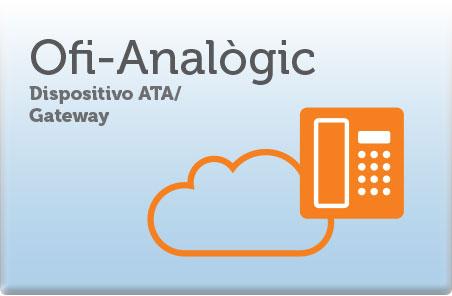 Dispositivo ATA o Gateway